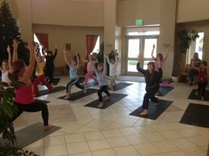 Jrs Yoga