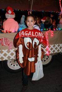 Parade of Lights Alesia